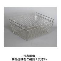 三和化研工業 ステンレス洗浄カゴ SS 小 SK-SS-SJS 1個 418-2413 (直送品)