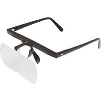 池田レンズ工業 双眼メガネルーペ1.6倍&2倍 HF-30DE 1個 417-1837 (直送品)
