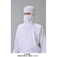 ガードナー(GUARDNER) ADCLEAN マスク付きフード 白 L CH41501L 1枚 401-3697 (直送品)