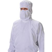 ガードナー(GUARDNER) ADCLEAN マスク付きフード 白 M CH41501M 1枚 401-3701 (直送品)