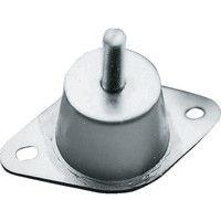 タイカ(Taica) 防振材インシュレーター プレート SF-10 7.5〜12.5kg SF-10 1個 396-6631 (直送品)