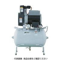 アネスト岩田(ANEST IWATA) レシプロコンプレッサ(タンクマウント・オイルフリータイプ) TFP04C-10M 1台 423-7790 (直送品)