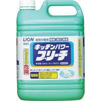 ライオンハイジーン キッチンパワーブリーチ5kg BLKB5 1本 408-8930 (直送品)