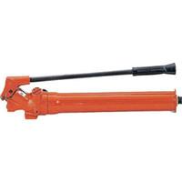 マサダ製作所 手動油圧ポンプ 180CC MP4-S 1台 395-6547 (直送品)