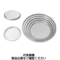 日本メタルワークス IKD 丸型パンチング浅バット 8 J02300000992 1枚 404-2166 (直送品)
