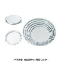 日本メタルワークス IKD 丸型パンチング浅バット 9 J02300000993 1枚 404-2174 (直送品)