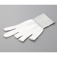 アズワン アズピュア ESDライン手袋 ANDL-3F L 1袋(10双) 2-2123-01 (直送品)