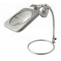 ティ・エス・ケイ TSK スタンド式レンズLEDライト付き 220K-LED 1個 (直送品)
