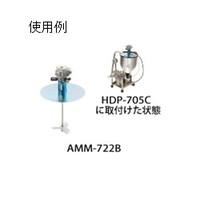 アネスト岩田 塗料撹拌機  AMM-722B 1台 (直送品)