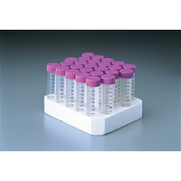 AGCテクノグラス 遠沈管50mL(印刷目盛付・ラック包装) ポリプロピレン製 1ケース300本入 2343-050 1ケース  (直送品)