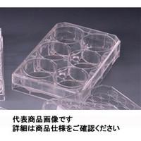 AGCテクノグラス 組織培養用マイクロプレート(付着性細胞用) 6well 1ケース50枚入 3810-006 1ケース  (直送品)