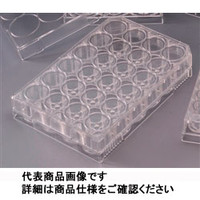 AGCテクノグラス 組織培養用マイクロプレート(付着性細胞用) 24well MyPack 1ケース10枚入 3820-024-MYP 1ケース  (直送品)