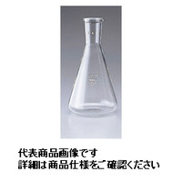 AGCテクノグラス 透明摺合せ三角フラスコ 1000mL 29/42 1ケース1本入 D5000FK1000-29 1ケース  (直送品)
