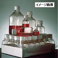 サーモフィッシャーサイエンティフィック 角型培地ボトル 滅菌済(PETG) 125mL 1ケース48個入 NL2019-0125 1ケース  (直送品)