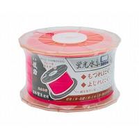高儀 儀助 蛍光水糸 ピンク 500m  4907052180338 30個  (直送品)