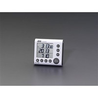 esco(エスコ) 80x70x30mmタイマー(デジタル) EA798C-90 1セット(2個) (直送品)