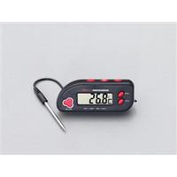 esco(エスコ) ー50°/+300℃デジタル温度計(マグネット付) EA722CA-36 1セット(2個) (直送品)