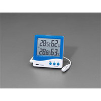 esco(エスコ) デジタル温度湿度計 EA742EG-13 1個 (直送品)