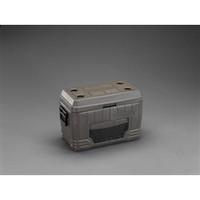 esco(エスコ) 660x345x430mm/52Lクーラーボックス(OD色) EA917C-8A 1個 (直送品)