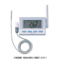 チノー(CHINO) 監視機能付無線ロガー 送信器 サーミスタ外付 AC電源 リード5M MD8101-500 1台 449-4938 (直送品)