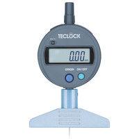 テクロック(TECLOCK) デジタルデプスゲージ DMD-210S2 1個 451-4882 (直送品)