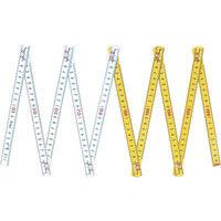 シンワ測定 ファイバー折尺 10折 cm表示 200cm 78833 1本 432-6962 (直送品)