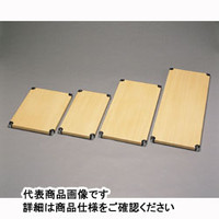アイリスオーヤマ メタルラックウッディ棚板 MRー12TW 1枚  (直送品)