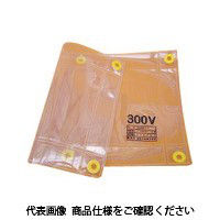 渡部工業 ワタベ 低圧透明シート600×1000mm(300V以下) 305 1枚 436-3175 (直送品)