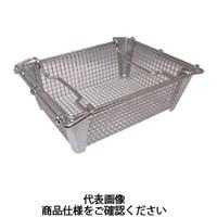 日本メタルワークス IKD ワイヤーバスケット A02200005950 1個 392-8047 (直送品)