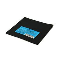 アイテック アイテックゴム粘着付 1×100×100mm  KGR-1103T 1セット(15個:1個入×15)  (直送品)