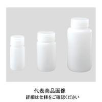 アズワン 広口瓶 100mL HDPE製 1-4658-13 (直送品)
