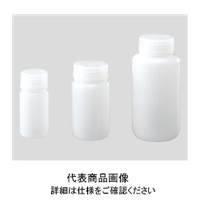 アズワン 広口瓶 1L HDPE製 1-4658-16 (直送品)