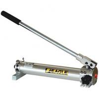 今野製作所 アルミ製 手動型単動油圧ポンプ  AKB-08S 1台  (直送品)