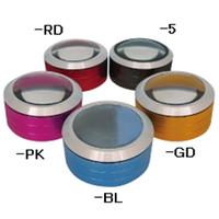 スリーアール LED付き拡大鏡 SMOLIA スモリア ブルー  3R-SMOLIA-BL 1個  (直送品)