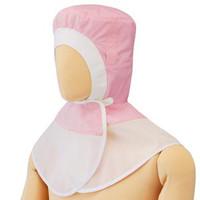 ミドリ安全 フード (ツバ無) マスク掛け無し SH30P ピンク フリー 3189105220 1着  (直送品)