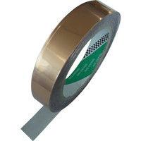寺岡製作所 TERAOKA 導電性銅箔粘着テープNO.8323 10mmX20M 8323 10X20 1巻 430-6805 (直送品)