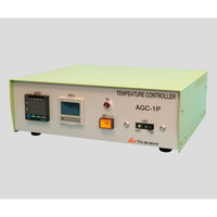 アサヒ理化製作所 温度コントローラー プログラム式・独立加熱防止器付 1個 1-3018-18 (直送品)