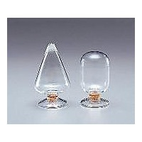 アズワン 種子瓶 (イカ型) 100mL 1個 1-4404-03 (直送品)