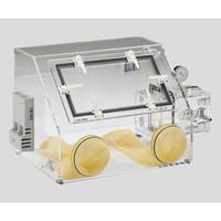 アズワン オートドライグローブボックス 1047×535×500mm AD800 1台 2-663-02 (直送品)