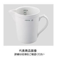 アズワン 磁製ビーカー241a/3 500mL 241a/3 1個 2-9034-02 (直送品)