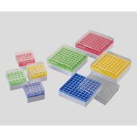 アズワン アズラボフリーズボックス 0.5・1.5・2.0mL×25本 1袋(4個) 2-901-01 (直送品)