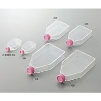 アズワン 細胞培養フラスコ(プラグシールキャップ) 175cm2 1箱(40個) 2-8589-06 (直送品)
