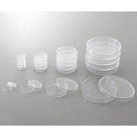 アズワン 細胞培養ディッシュ(φ60×13.8mm) 1箱(500枚) 2-8590-02 (直送品)