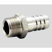 アズワン ホースニップルVCH-0619 ステンレス鋳鋼製 1個 2-9391-09 (直送品)
