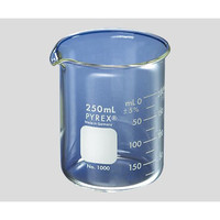 コーニング(Corning) ビーカー PYREX(R) 2000mL 1000-2L 1個 2-9425-13 (直送品)