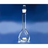 コーニング(Corning) メスフラスコ CLassA 白 100mL 1個 2-9474-07 (直送品)