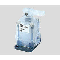 アズワン 薬液用バルブLVH40Lー04ーC  2-970-03 1個 2-970-03 (直送品)