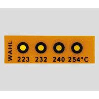 アズワン 真空装置内用 温度プレート 4点表示 450-176 1箱(10枚) 2-9906-07 (直送品)