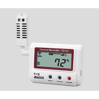 ティアンドデイ(T&D) 温湿度記録計 TR-72wf(無線) 1個 6-8030-21 (直送品)
