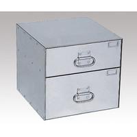 日本フリーザー 卓上型超低温槽(マイバイオキューブ) 標準トレー 1個 2-6834-11 (直送品)